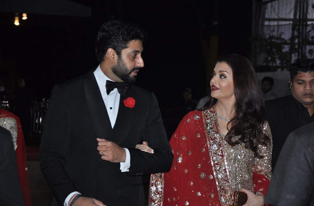 Abhishek Bachchan Kept fast of karwa chauth For his wife Aishwarya