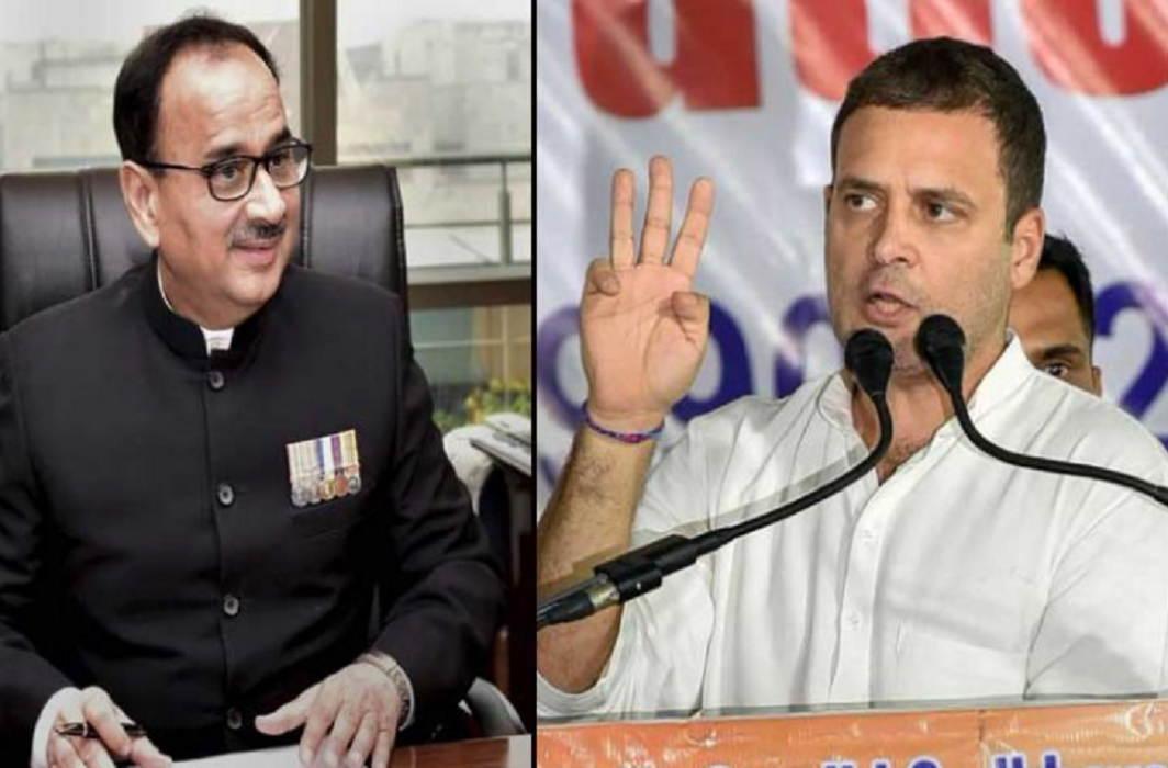 Congress attacks on PM Modi CBI conspiracy to send Verma on leave