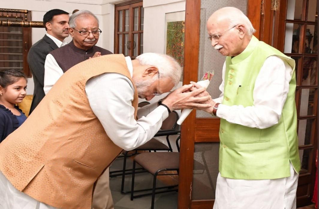 Lal Krishna Advani Birthday