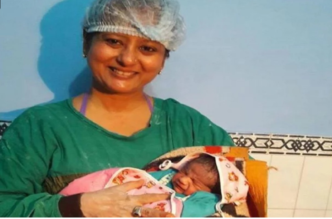 Doctor shipra does not take any fees on daughter's birth