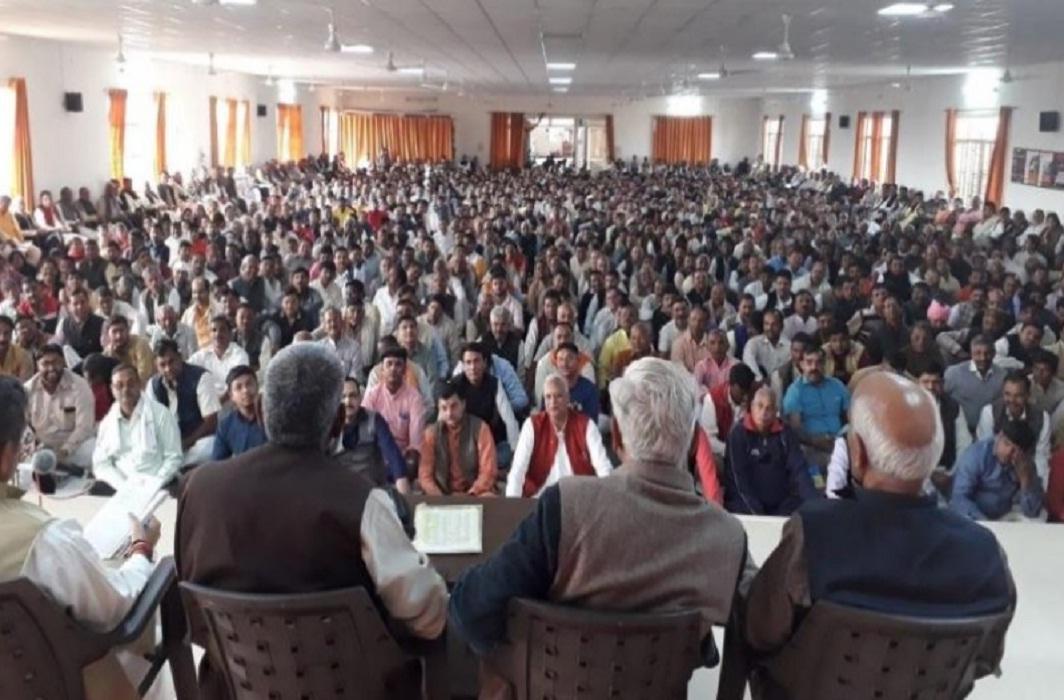 RSS and VHP meeting in meerut for ayodhya ram mandir