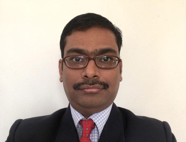 CBI DIG Manish Kumar Sinha