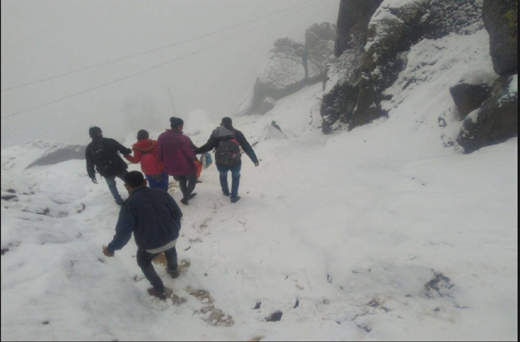 Himachal Pradesh is the coldest state in the country