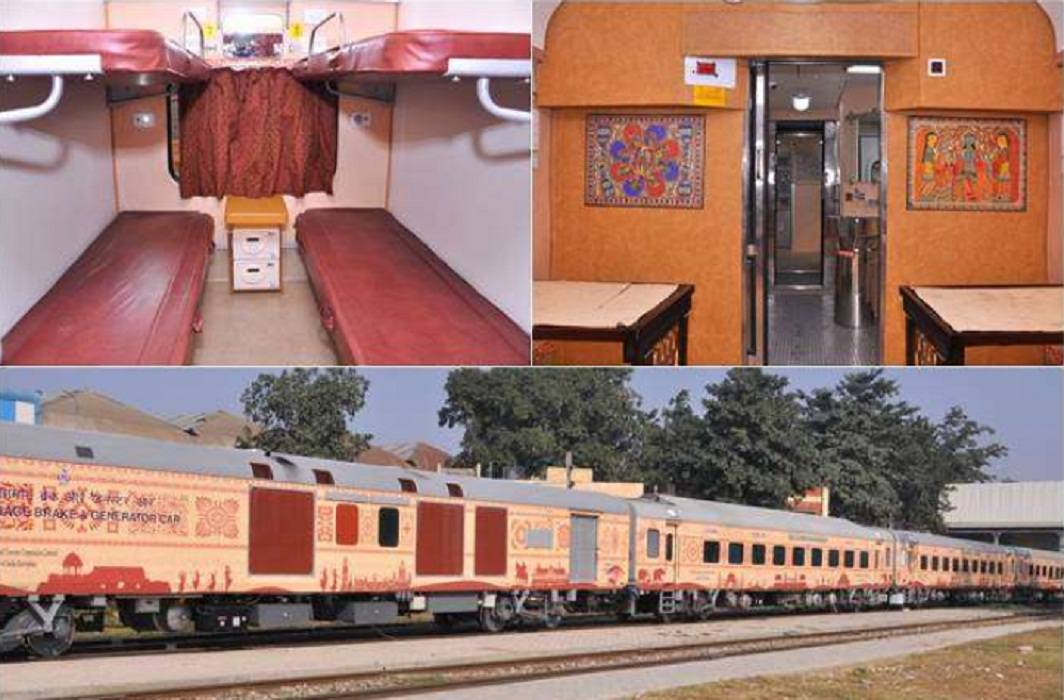 Buddhist Circuit Train
