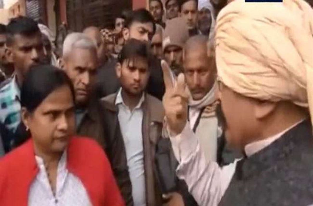 BJP MLA Udaybhan Choudhary