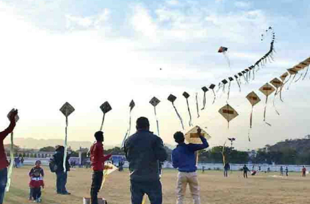 Kite Flying Culture