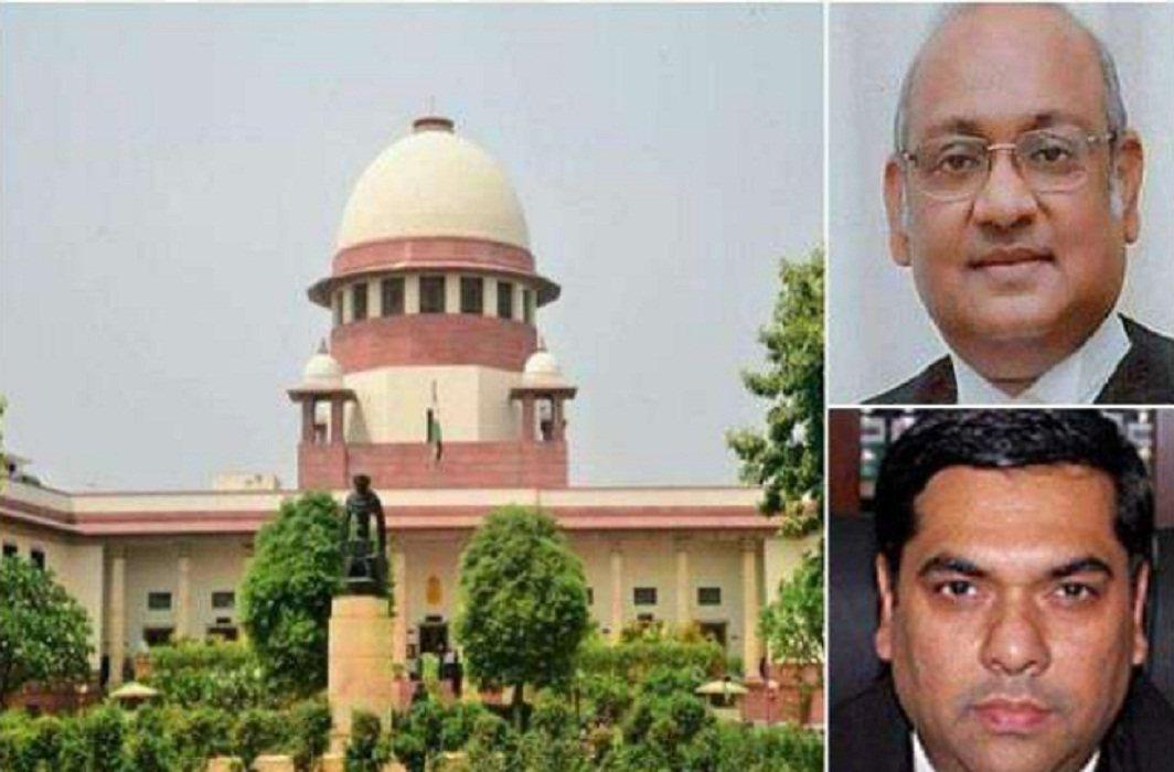 Justice Dinesh Maheshwari, Justice Sanjeev Khanna