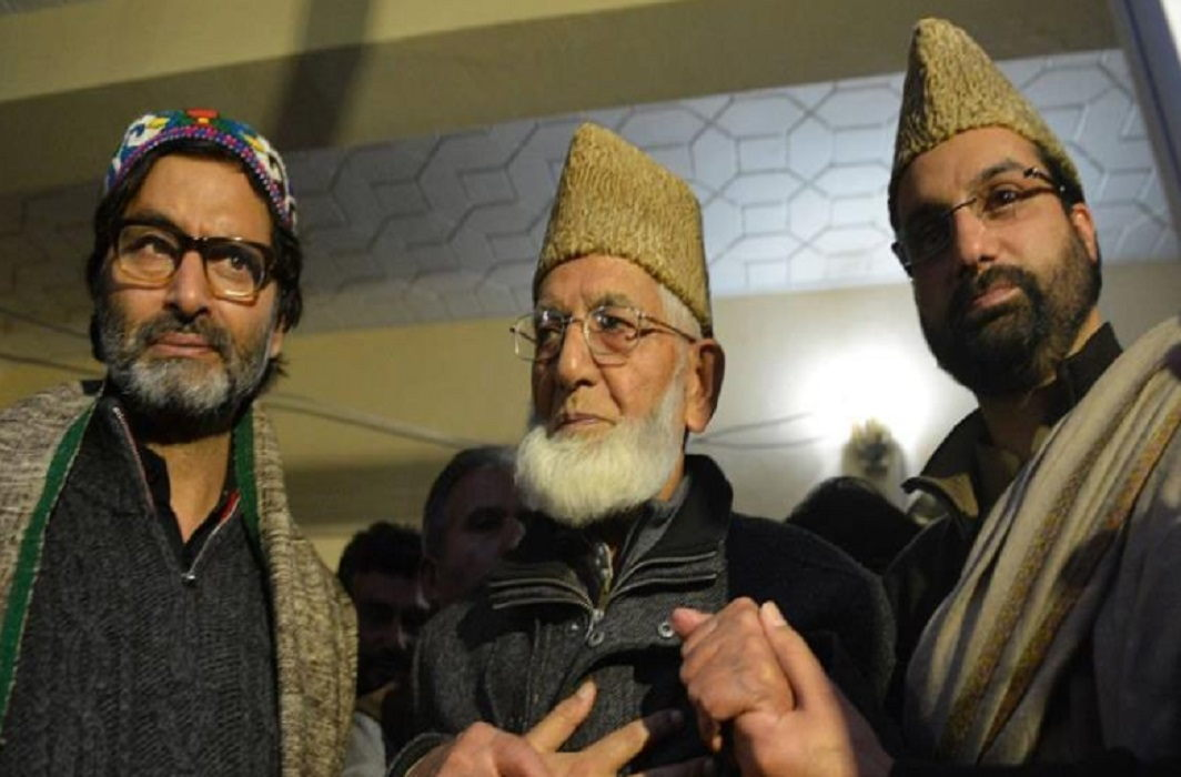 5 Hurriyat leaders