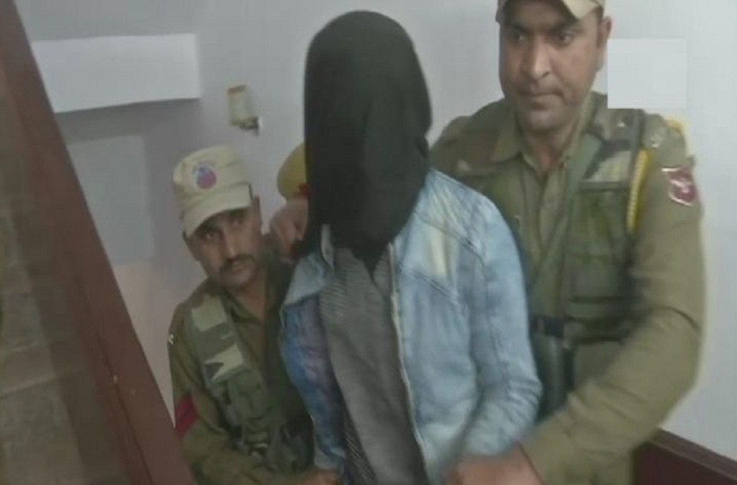 Yasir Bhatt arrested