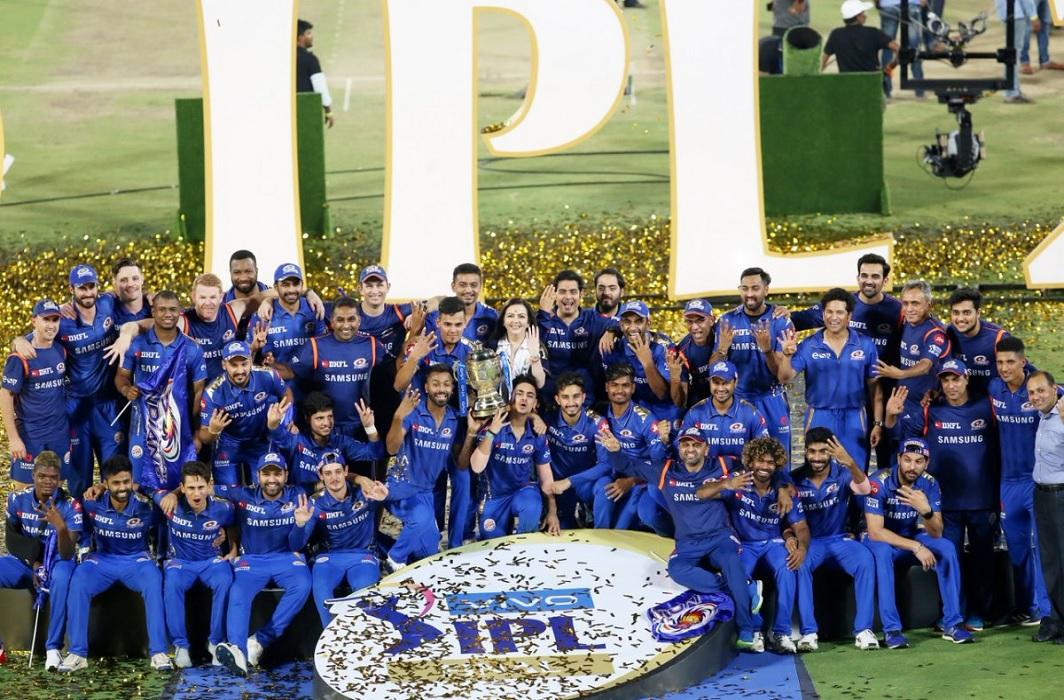 IPL 2019 Final Winner