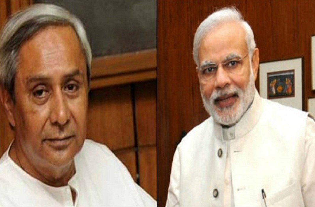 CM Naveen Patnaik writes letter to PM Narendra Modi
