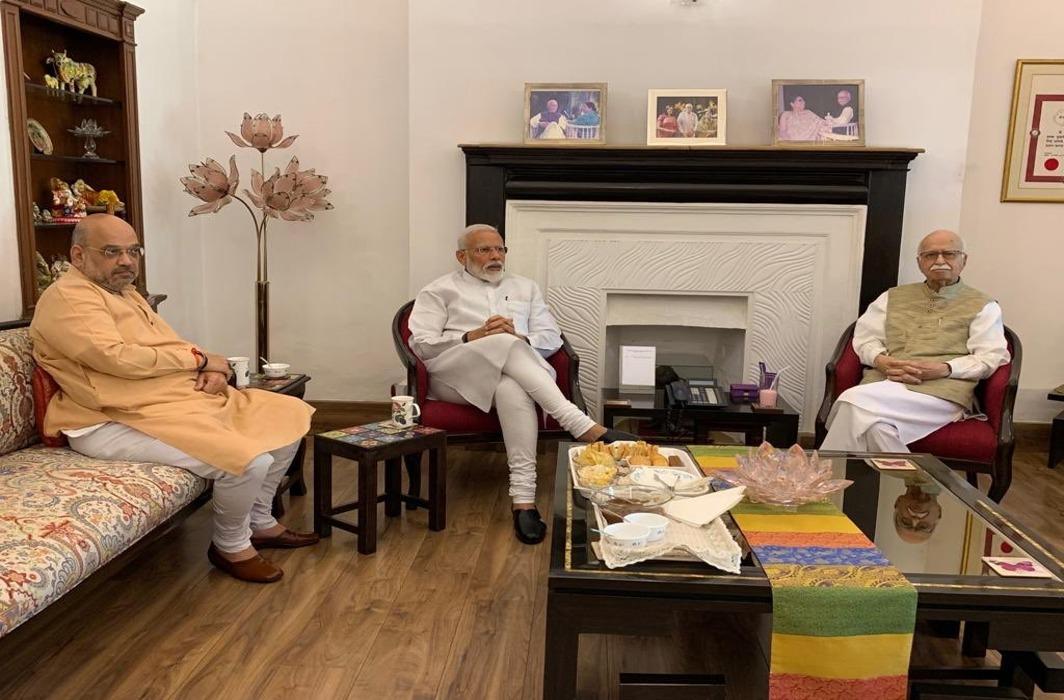 Modi and Narendra Modi