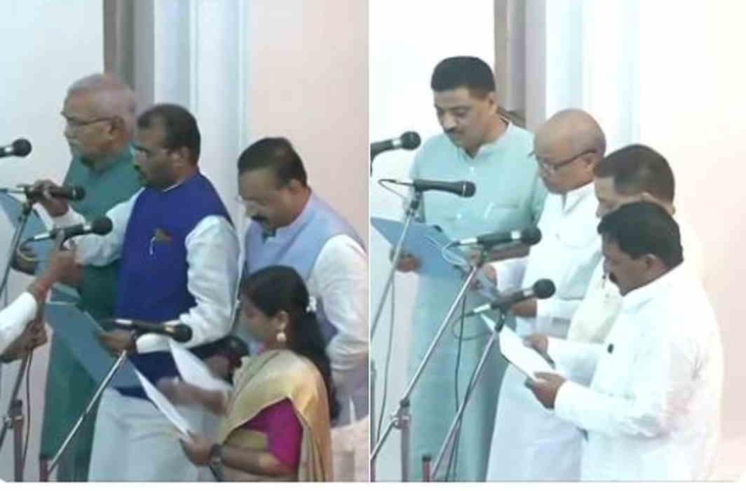 Nitish Cabinet Expansion