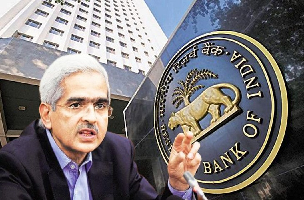 Shaktikanta Das Governor of the Reserve Bank of India