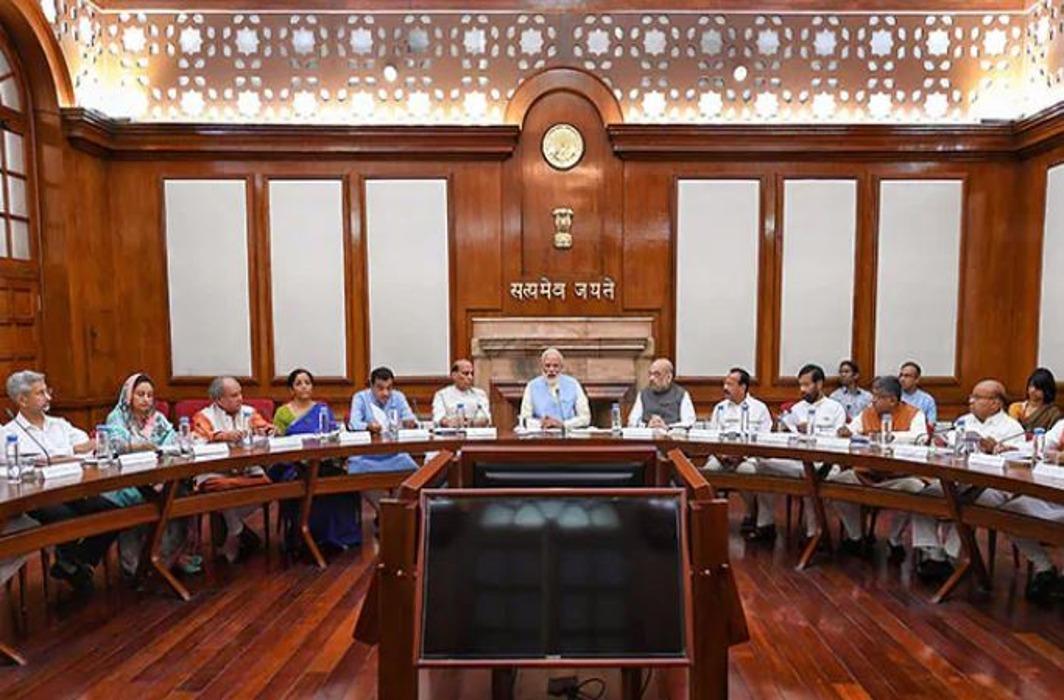 narendra modi cabinate 2019
