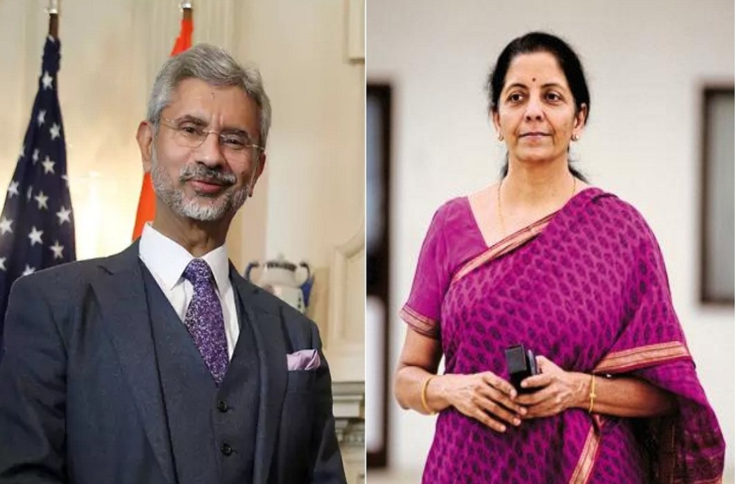 Sitharaman and Jaishankar