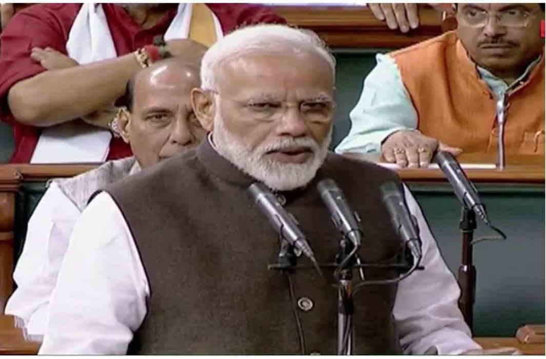 Image result for संसद में सांसदों ने ली शपथ