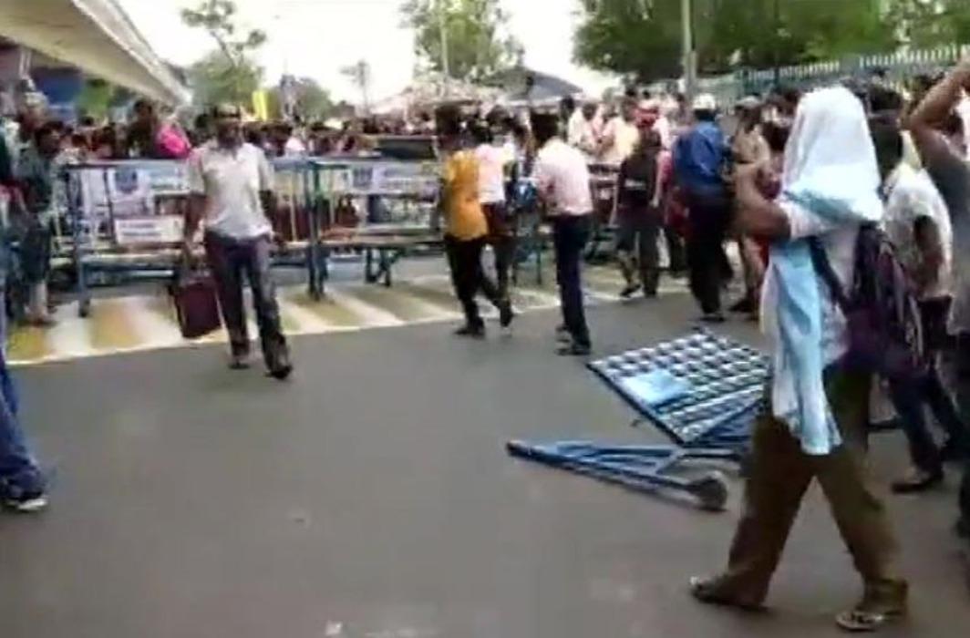 , West bengal violence