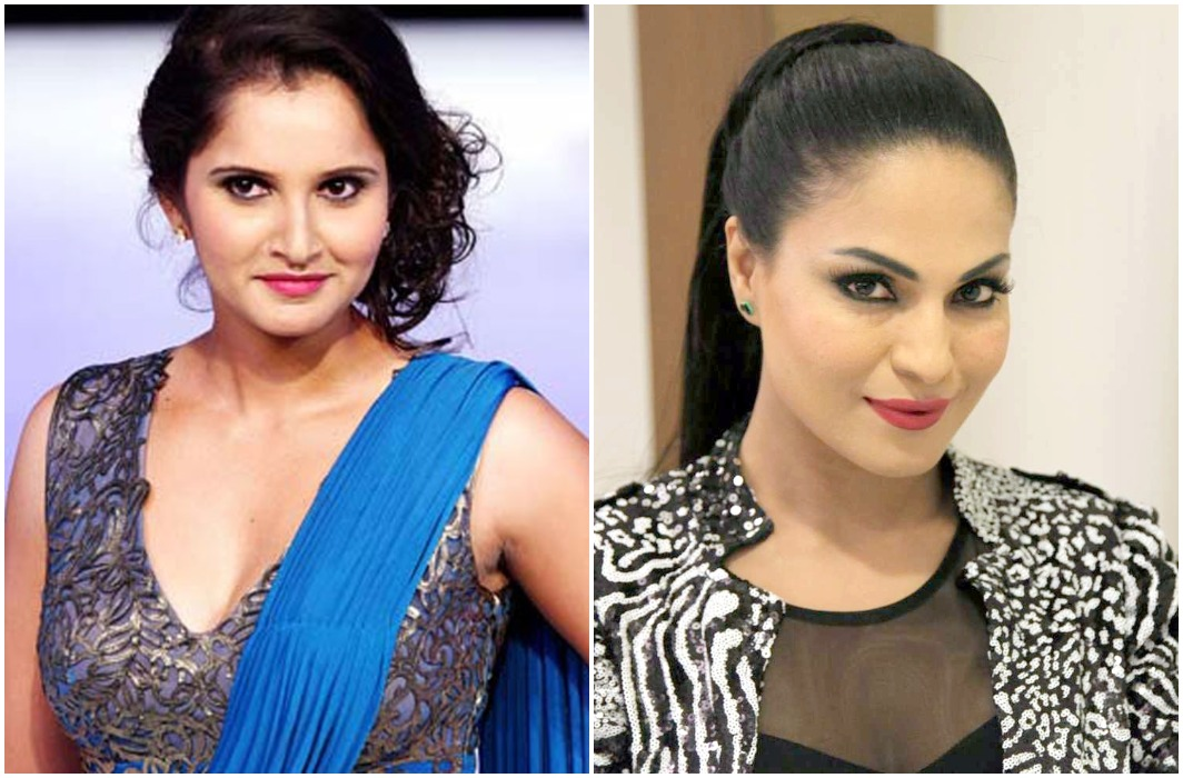 Sania-Mirza-and-Veena-Malik