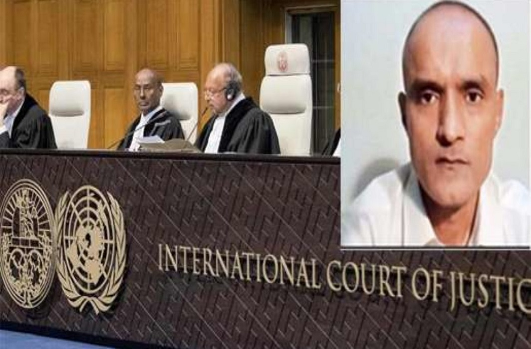Kulbhushan Jadhav case