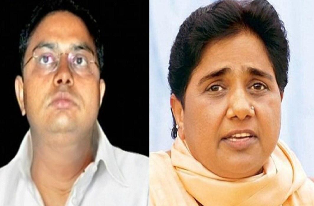Anand Kumar & Mayawati
