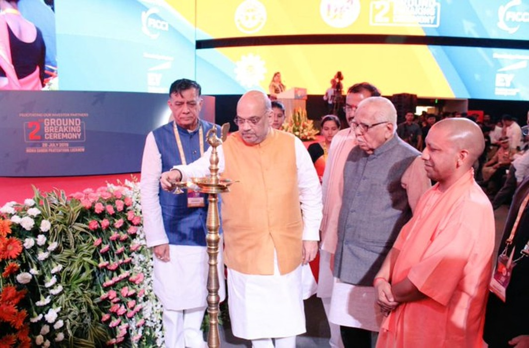 Ceremony in Lucknow