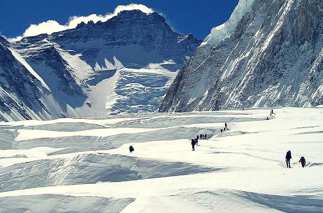 Siachin Glaciar