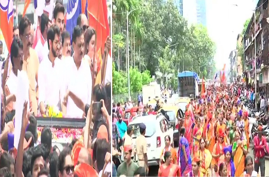 Aditya Thackeray nomination