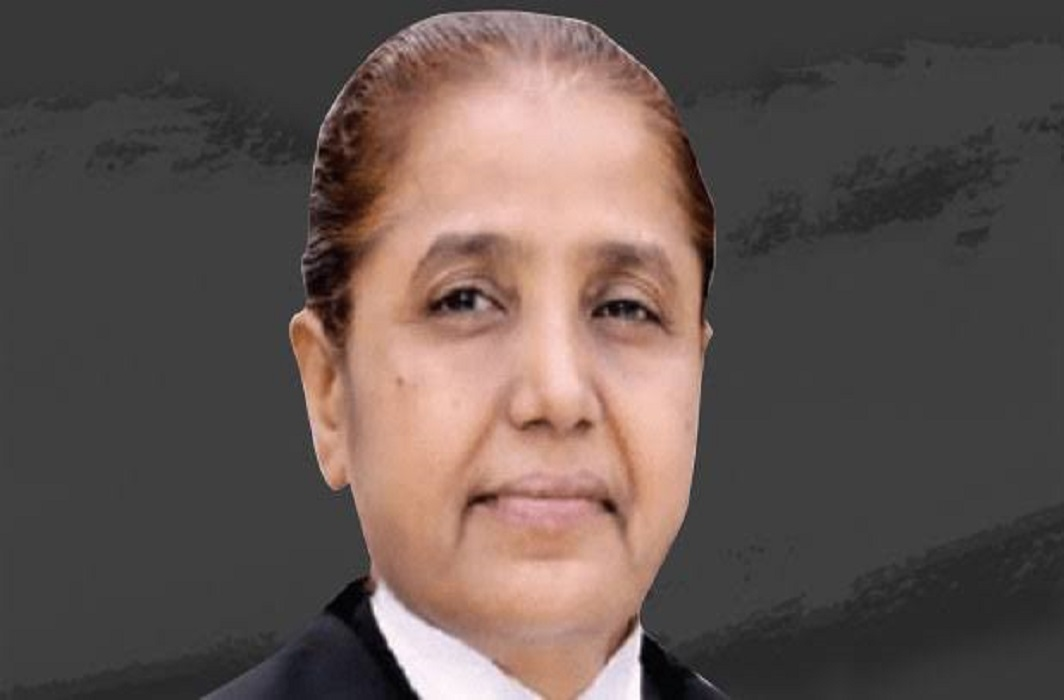 justice R. Banumathi