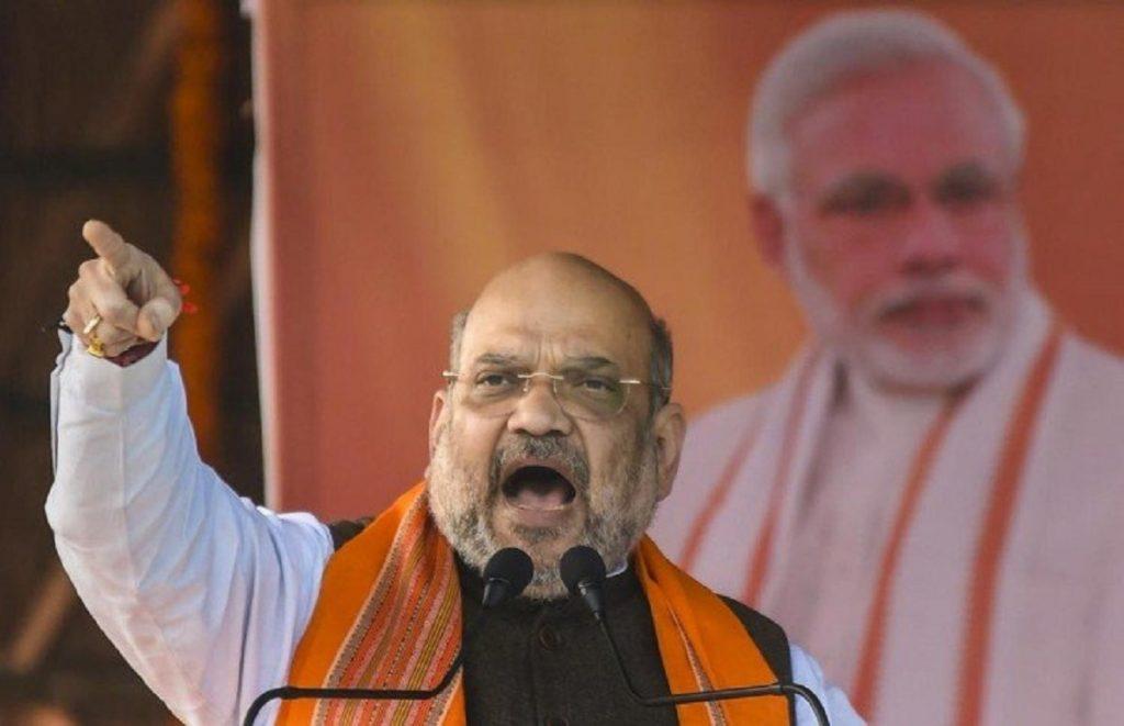 Amit Shah in Goa