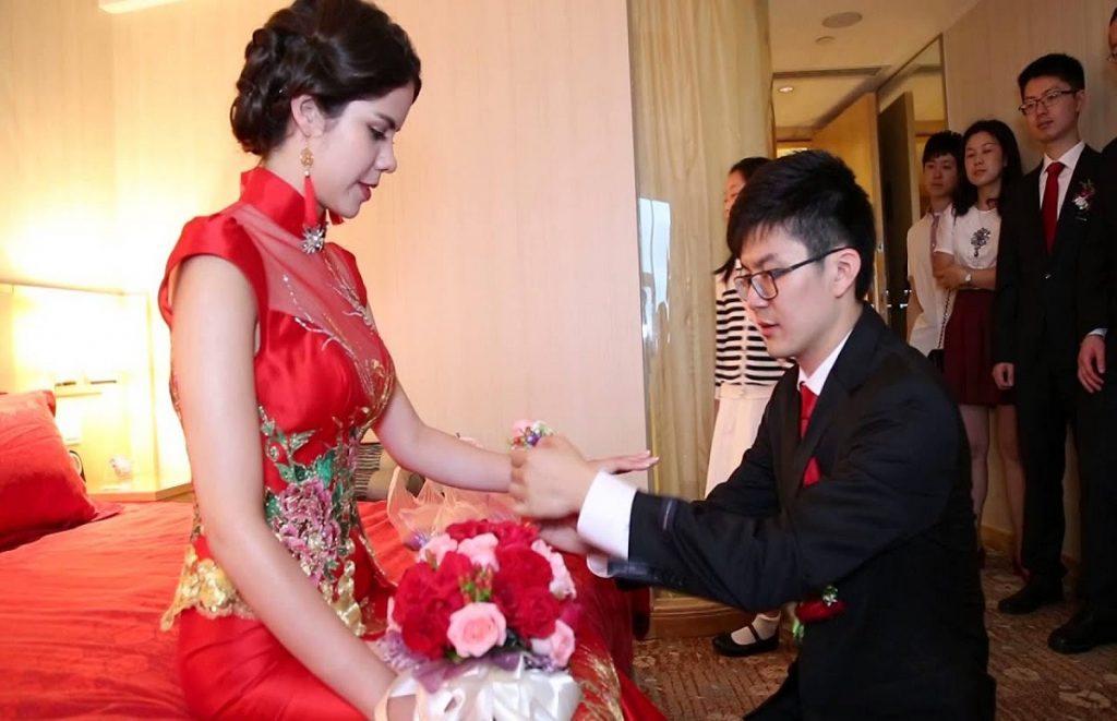 chaina wedding