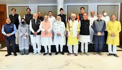modi with jk leaders