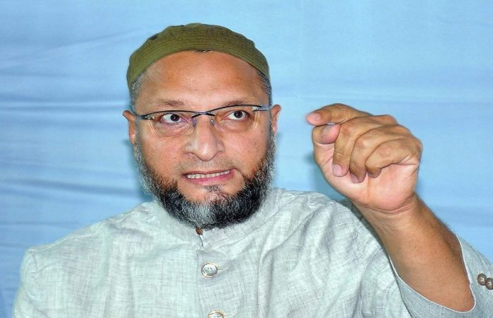 was adamant on meetadministration did not give permission to Asaduddin Owaisi