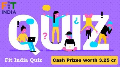 fit india quiz