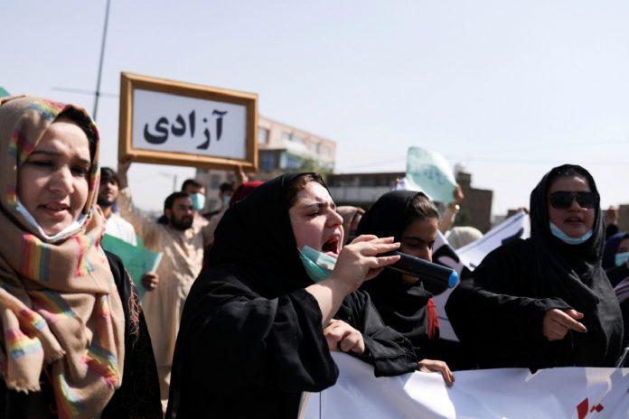 afgan women