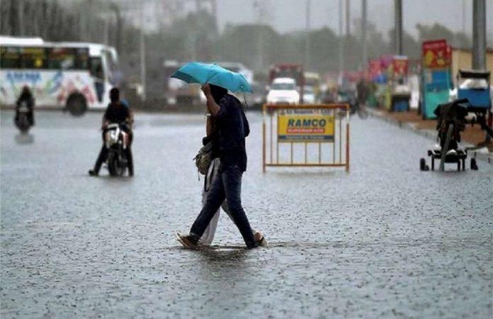 Delhi NCR में दो दिनों तक भारी बारिश की संभावना,Yellow Alert किया गया जारी, टूट सकते हैं पुराने रिकार्ड