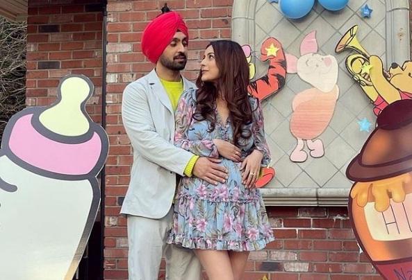 Shahnaz Gill फिल्म Honsla Rakh में अलग लुक में आएंगी नजर
