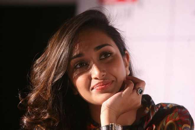 Actress Jiah Khan