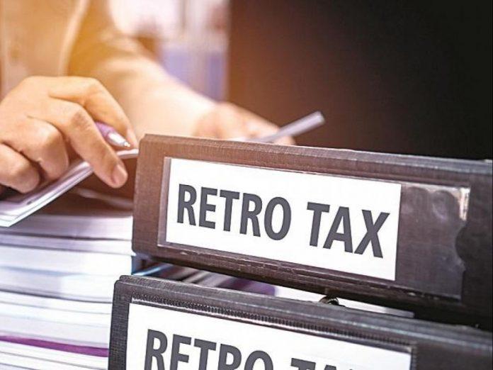 retro tax