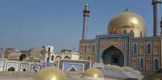 HERITAGE: A shot of the Lal Shahbaaz Qalandar Sufi shrine at Sehwan Sharif, built in 1356; image courtesy Tripadvisor